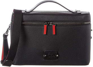 Christian Louboutin Kypiouch Leather Pouch Bag