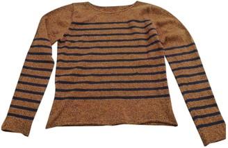 Lucien Pellat-Finet Lucien Pellat Finet Brown Wool Knitwear for Women
