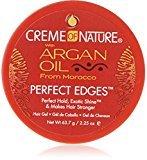 Crème of Nature Argan Oil Perfect Edges, 2.25 Ounce