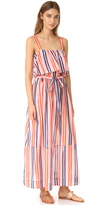 Diane von Furstenberg Two Tier Sleeveless Dress