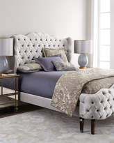 Haute House Pantages Queen Tufted Bed