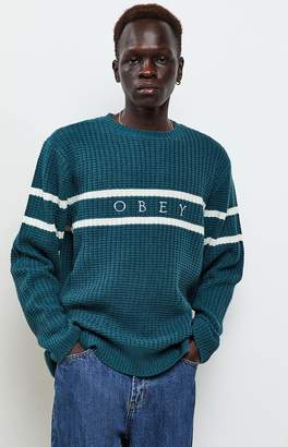 Obey Roebling Crew Neck Sweater