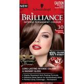 Schwarzkopf Brilliance 30 Romantic Brown 1 pack