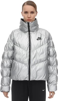 Nike Nsw Shine Nylon Puffer Jacket