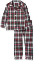 Rachel Riley Boy's Tartan Flannel Pyjama Sets
