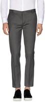 Grey Daniele Alessandrini Casual pants - Item 13037095