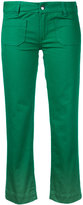 The Seafarer - cropped jeans - women - Cotton - 24