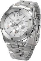 K&S KS Dial Elegant Automatic Mechanical Men's Wrist Watch Day/Date KS051