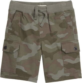 Tucker + Tate Camo Print Cargo Shorts
