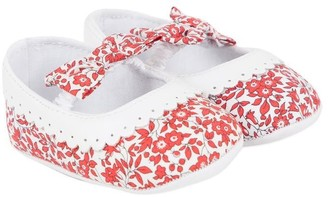 Absorba Baby Girl Bootees Red