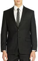 Lauren Ralph Lauren Classic Fit Two-Button Wool Suit Jacket