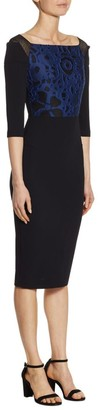 Roland Mouret Newark Sheath Dress