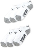 Puma Boys) 6-Pack Ankle Socks