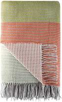Designers Guild Hiranya blanket 140X200cm graphite