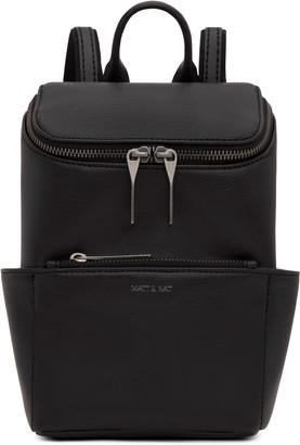 Matt & Nat BRAVEMINI Mini Backpack - Black