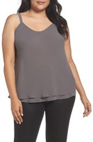 Nic+Zoe Plus Size Women's Paired Up Tank