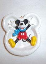 Disney 1997 Hallmark Ornament Mickey & Co. Mickey's Snow Angel