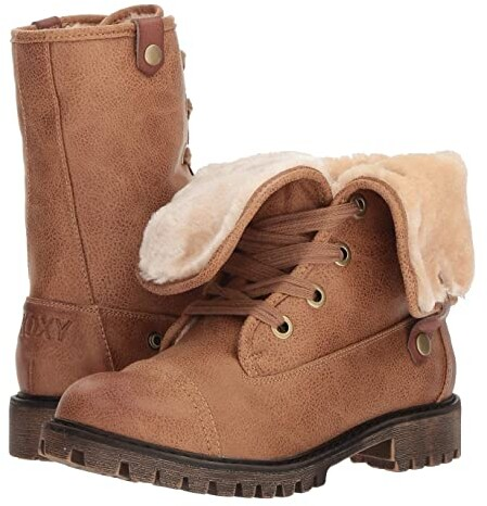 Roxy Leather Women's Boots - ShopStyle