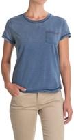 Gramicci On the Go Indigo T-Shirt - Short Sleeve (For Women)