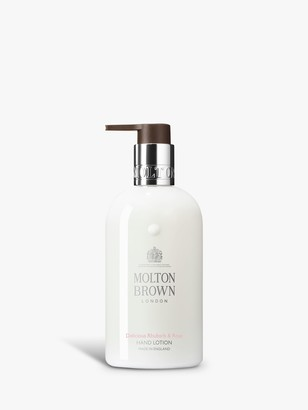 Molton Brown Delicious Rhubarb & Rose Hand Lotion, 300ml