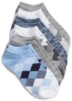 Sof Sole Women's 6-Pack No-Show Socks