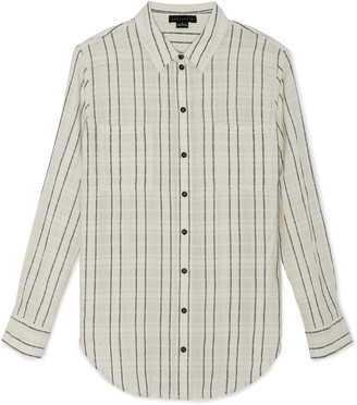 Sanctuary Women's Paradise Cove Tunic In Color: New Lens Stripe Size XS From Sole Society