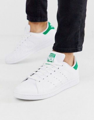 adidas Stan Smith leather sneakers in white