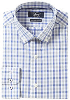 Original Penguin Heritage Slim-Fit Checked Button-Down Collar Dress Shirt
