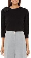 Ted Baker Callah Bow Detail Sweater