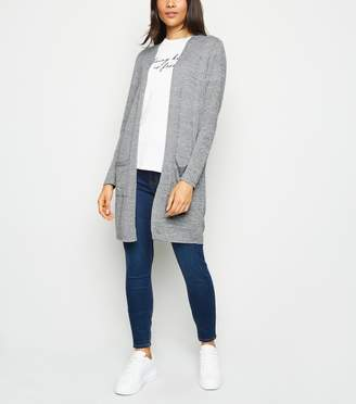 New Look Fine Knit Pocket Cardigan
