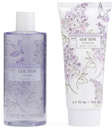 Shower Gel And Body Lotion Set