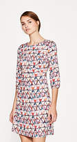 Esprit Flowing dress with a graphic print