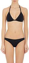 Tomas Maier Women's Star-Print Triangle Bikini