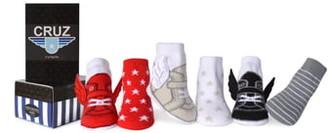 Trumpette Cruz Assorted 6-Pack Socks