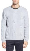 Zachary Prell Men's Wool & Cashmere Sweater