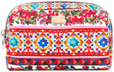 Dolce & Gabbana printed make-up bag - women - Nylon - One Size