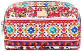 Dolce & Gabbana rose print make-up bag