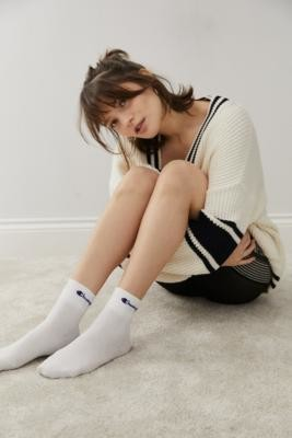Champion Rochester Ankle Socks - Black S/M at Urban Outfitters
