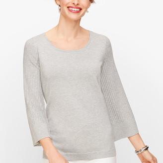 Talbots Flared Sleeve Sweater - Shimmer