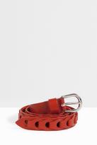 Etoile Isabel Marant Dash Woven Leather Belt