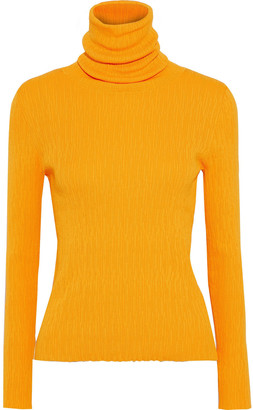 Simon Miller Berto Ribbed-knit Turtleneck Sweater