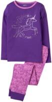 Crazy 8 Unicorn 2-Piece Pajama Set