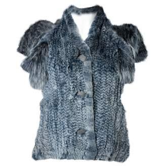 Hockley Blue Fur Jackets