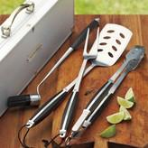 Williams-Sonoma Monogrammed Williams Sonoma BBQ Tools Set