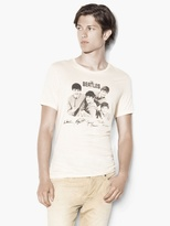 John Varvatos Beatles Signature Tee