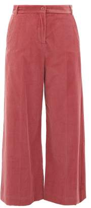 Max Mara Padre Trousers - Womens - Pink