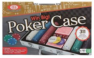 Alex Ideal Win Big! Poker Case - 300pc Set