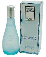 Davidoff Cool Water Frozen Perfume by Zino for Women. Eau De Toilette Spray 3.4 Oz / 100 Ml.