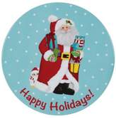 Fitz & Floyd Holiday Hoot Porcelain Trivet