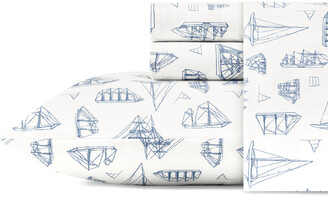 Nautica Whitewood Sail Sheet Set